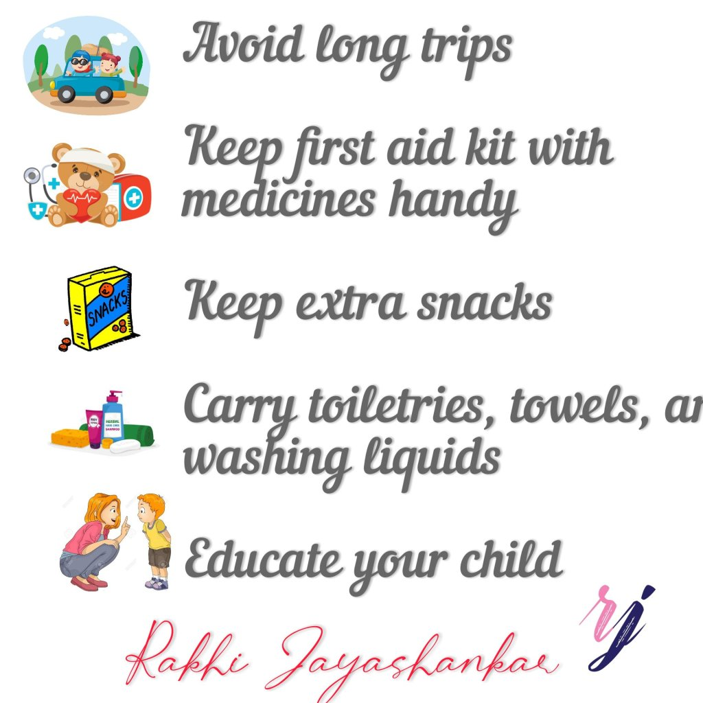 Travelling with kids during covid Tips 2
